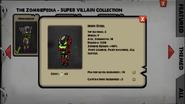 Iron Steel Zombiepedia