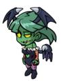 Morrigan Zombie
