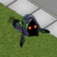 Darklord reanimating