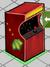 Arcade Red