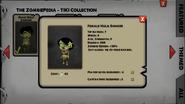 Female Hula Dancer Zombiepedia