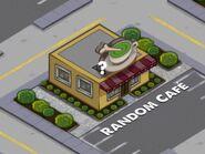 Random Café map glitch