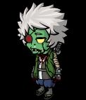 Mr Sasuke Sensei (zombie)