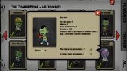 Boxer Zombiepedia