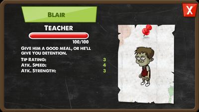 Teacher (M)