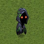 Darklord resting