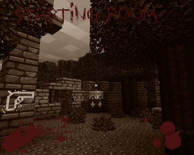 Jungle of Torment (starting room)