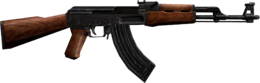 Zewikia weapon assaultrifle ak47 css