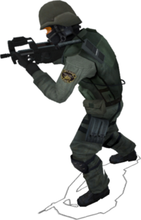 Zewikia ct Seal Team 6