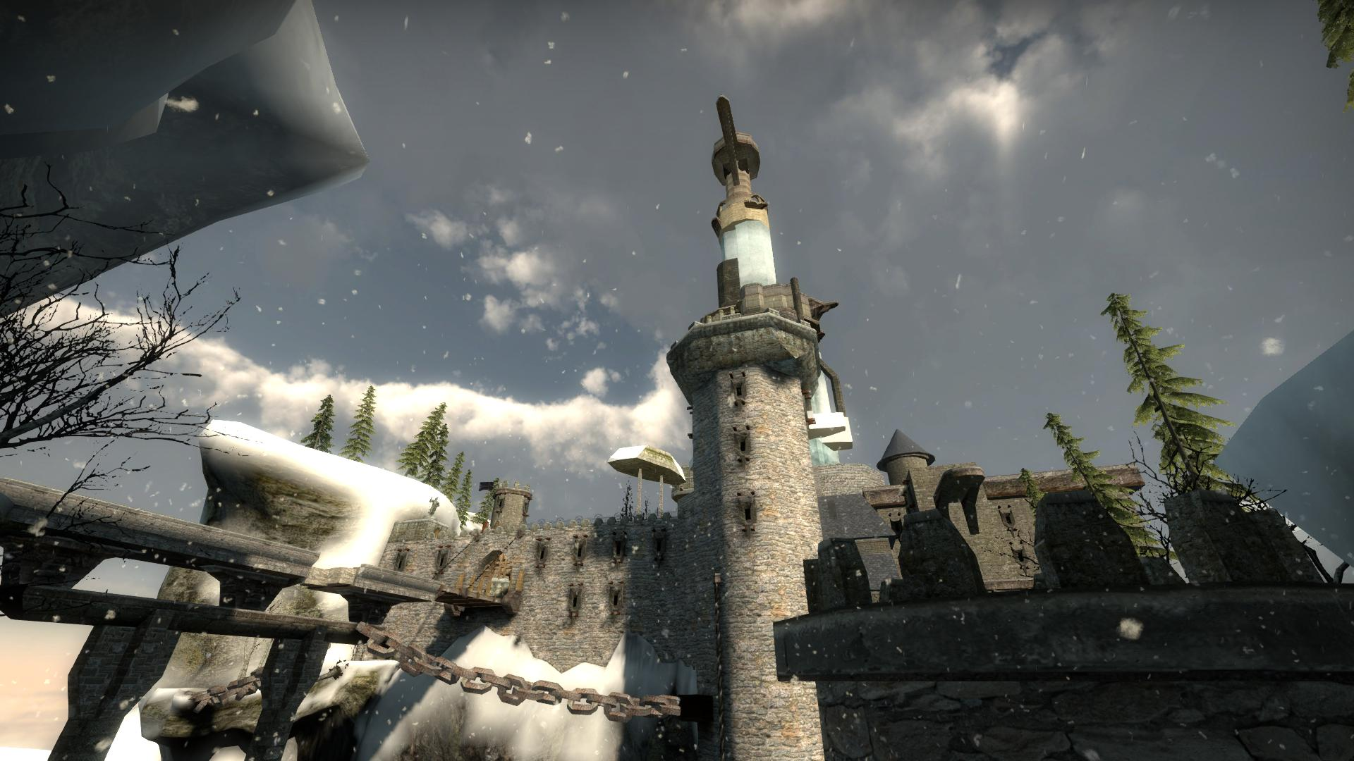 Ze Frostdrake Tower | Zombie Escape Wiki | FANDOM powered by Wikia