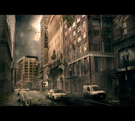 File:Post apocalyptic by pathogens-d3gaevo.jpg