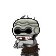 Robo Zombie Gray