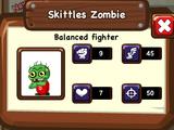 Skittles Zombie