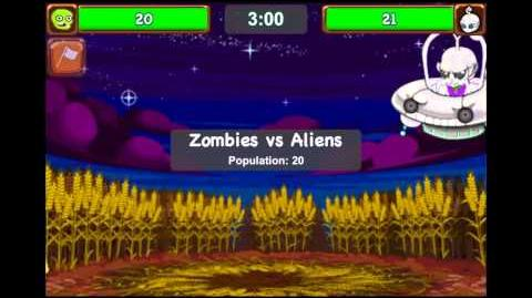 Zombie farm 2 silver zombies
