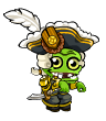 Admiral Zombie
