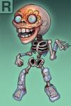 Muertos Skeleton♀