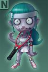Tennis Player♀