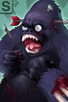 Gorilla King+