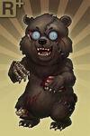 Teddy the Bear+