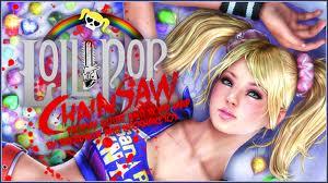 Lollipopchainsawwall