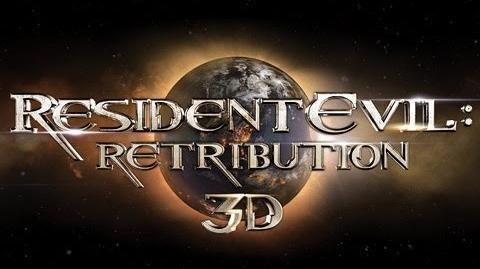 Resident Evil Retribution Trailer HD