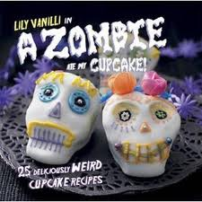 A Zombie ate my Cupcake cover