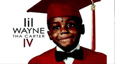 Lil Wayne- Blunt Blowin' The Carter lV