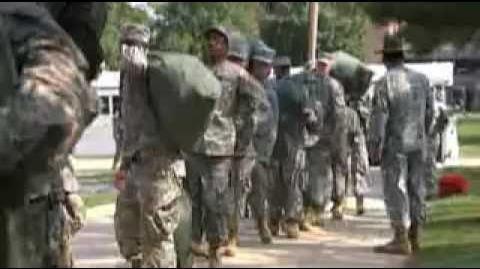 U.S. Army Basic Training