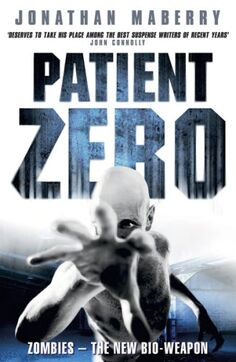 Patient Zero book cover