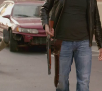 Winchester 1892 Mares Leg In Zombieland The Series