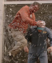 Window Washer Zombie In Zombieland The Series