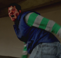 Smashed Zombie In Zombieland The Series
