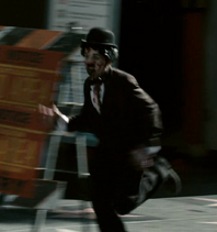 The Tramp Zombie In Zombieland 2009 Film