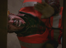 Construction Worker Zombie In Zombieland The Series