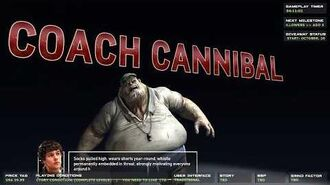 Side Mission Boss- COACH CANNIBAL