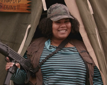 Regina In Zombieland The Series