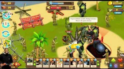 Zombie Lane CHARLA CORTA 14 El Final de La Cura .