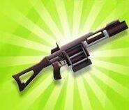 Grenade launcher pg oficial