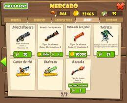 Weapon mercado 2
