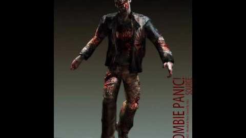 Zombie Panic! Soundtrack - Plague BGM