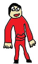 Zombie Rojo