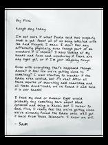 S08E24 Letter