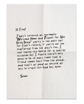S02E14 Letter