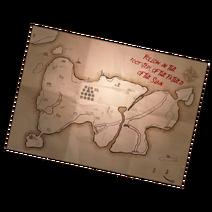 S08E21 Jones' Island Map