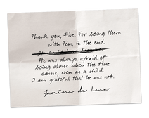 S08E27 Letter