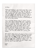 S08E25 Letter
