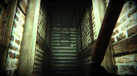 ZombiU - Palace Interior- Hunting Crossbow Acquired (Secret Room) 1080 HD Gameplay Wii U