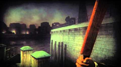 ZombieU - Tower of London- Tower Pier Intro, 770 Carbine Acquired, Zombie Blasts HD Gameplay Wii U