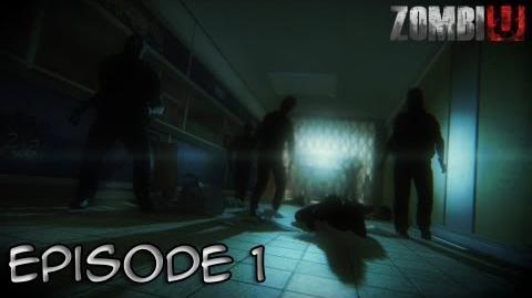 ZombiU - L'aventure Horrifique - Le metro Londonien - Episode 1