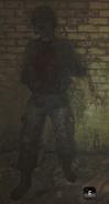 Infected Soldier Helmet